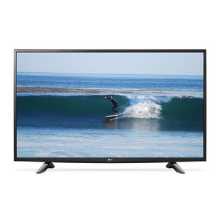 LG 43LH570A 43-inch 1080p LED Smart Wi-Fi-enabled HDTV Refurbished Television