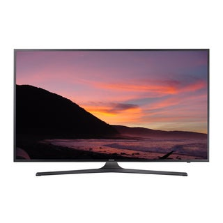 Samsung UN50KU630DFXZA 50-inch 4K Ultra HD Smart Wi-Fi-enabled Refurbished LED HDTV