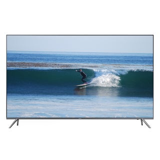 Samsung Refurbished UN65KS800FXZA Black 65-inch 4K SUHD Smart LED HDTV with Wi-Fi