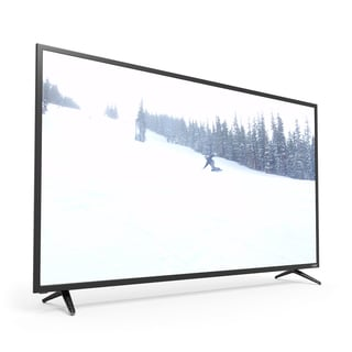 Vizio E55U-DO 55-inch Refurbished 4K Smart Wifi LED Display