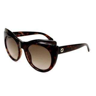 Gucci Womens GG3781/S 0LSD Rectangular Sunglasses