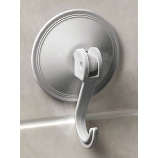Spectrum Diversified 15500 White Small Suction Cup With Locking Hook