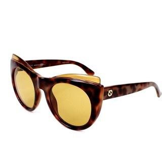 Gucci Womens GG3781/S 0M05 Rectangular Sunglasses