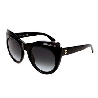 Gucci Womens GG3781/S 0D28 Rectangular Sunglasses