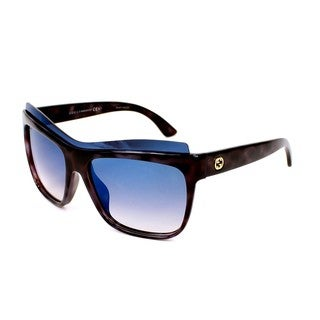 Gucci Womens GG3782/S 0LZZ Rectangular Sunglasses