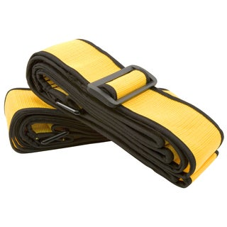 "Waxman Consumer Group 4520095N 9' X 3"" Pro-Lifter Moving Straps Set of 2"
