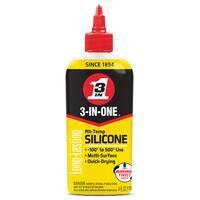 3 IN ONE 12000/120008 4 Oz 3 In 1 All Temperature Silicone Drip Oil