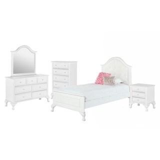 Picket House Furnishings Jenna Twin Panel 5PC Bedroom Set