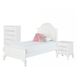 Picket House Furnishings Jenna Twin Panel 3PC Bedroom Set