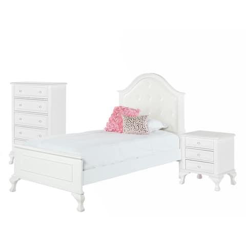 Picket House Furnishings Jenna Twin Panel 3PC Bedroom Set