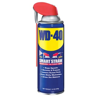 WD-40 49005 12 Oz WD-40 With Smart Straw