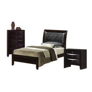Picket House Furnishings Madison Twin Panel 3PC Bedroom Set