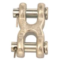 "Campbell T5423300 1/4"" To 5/16"" Double Clevis Link"