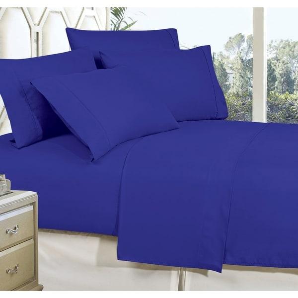 Copper Grove Boughton Luxurious, Wrinkle-resistant, Deep-pocket, Bed Sheet Set