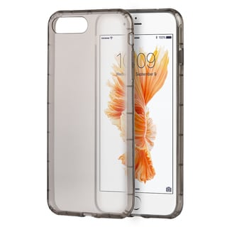 Smoke TPU Apple Iphone 7 Plus Shockproof Crystal Case