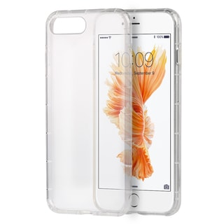 Clear TPU Apple iPhone 7 Plus Shockproof Crystal Case