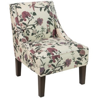 Skyline Furniture Multicolor Upholstered Slipper Accent Chair