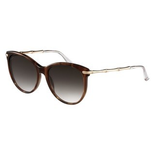 Gucci Womens GG3771/S 0HQX Round Sunglasses