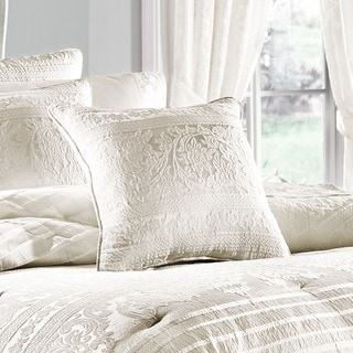 Five Queens Court Mackay 18-inch Square Decorative Pillow