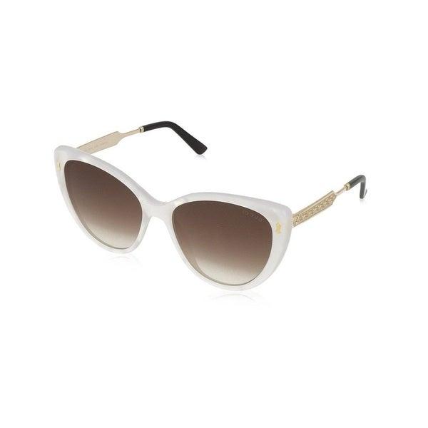 4ba39fb639b Shop Gucci Womens GG3804 S 0U29 Cat Eye Sunglasses - Free Shipping ...