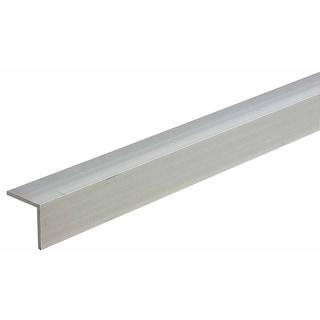 "M-D 60897 1-1/2"" X 48"" Mill Aluminum Equal Leg Angle Bar Stock"