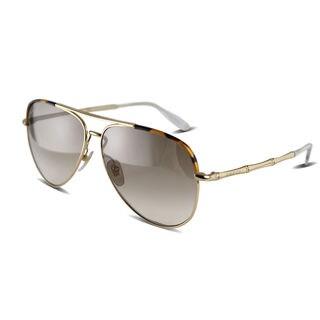 Gucci Womens GG4276/S 0J5G Aviator Sunglasses