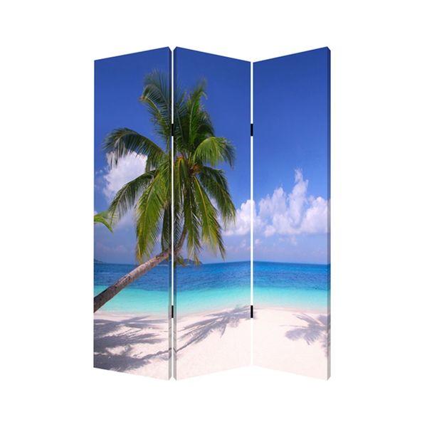 Palm / Tropical Scene Screen