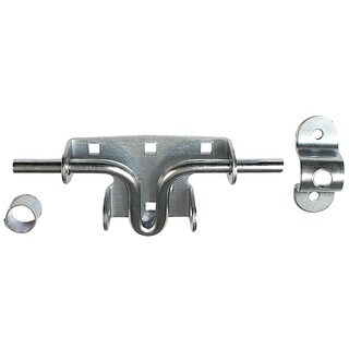 Prime Line GD52145 Slide Bolt Latch w/ Keeper