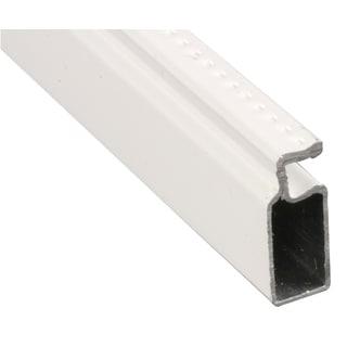 "Prime Line PL14074-U 6' X 5/16"" X 3/4"" White Aluminum Screen Frame"