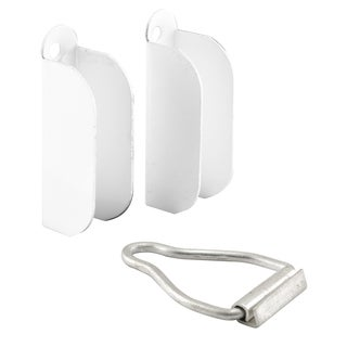 "Prime Line PL8103 3/8"" White Hanger Latch"