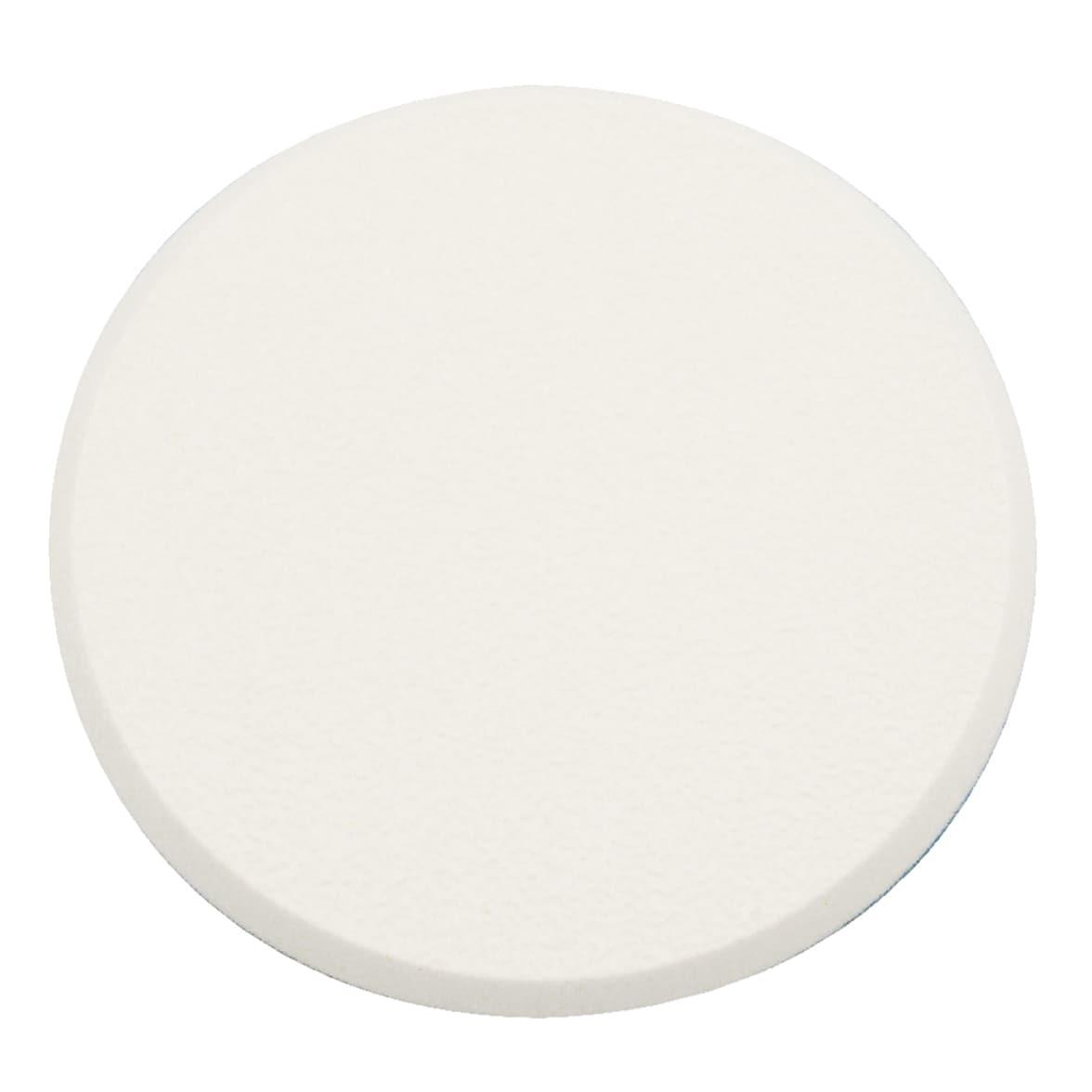 Prime Line U9243 3-1/4 White Vinyl Textured Wall Proctector (Hardware)