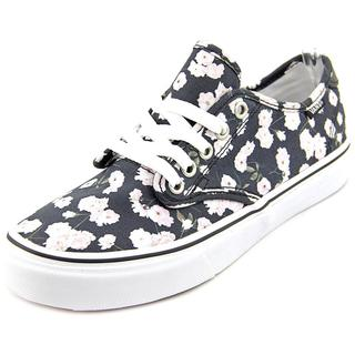 Vans Women's 'Camden' Black Canvas Athletic Shoes