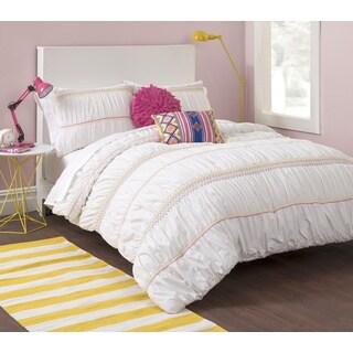Seventeen Baja Boheme 4-piece Comforter Set
