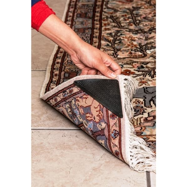 Rug Grip Pro Ruggies Reusable Carpet Gripper Pack Of 8