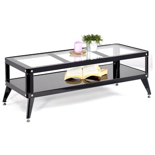 LYKE Home Modern Style Coffee Table