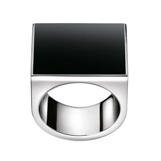 Calvin Klein Fractal Women's White Stainless Steel Fashion Ring https://ak1.ostkcdn.com/images/products/12861358/P19623502.jpg?impolicy=medium