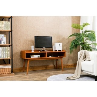 Porthos Home Axis Mid-century TV Stand
