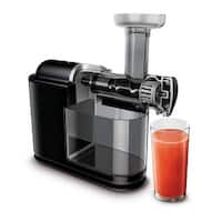 Philips Avance Collection HR1895/74 Black Masticating Juicer