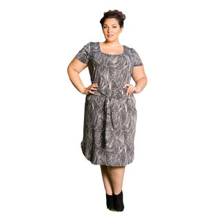 Sealed with a Kiss Women's Plus Size Vanessa Dress