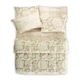 Renaissance 7 Piece Quilt Set and Coordinating Sheet Set