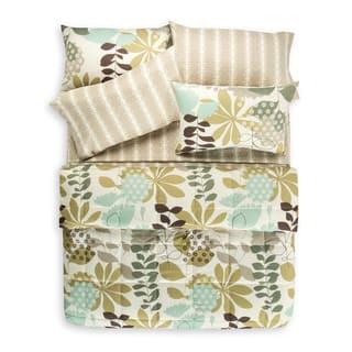 English Garden 3 Piece Comforter Set Free Shipping On