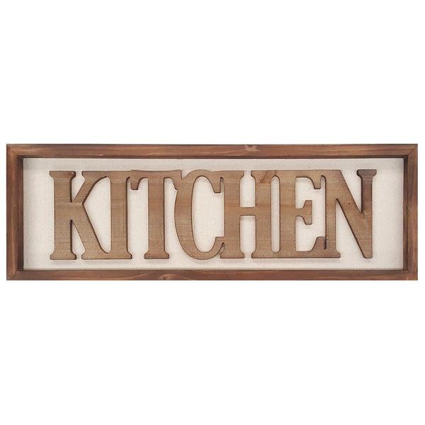 Stratton Home Decor Kitchen Wall Art
