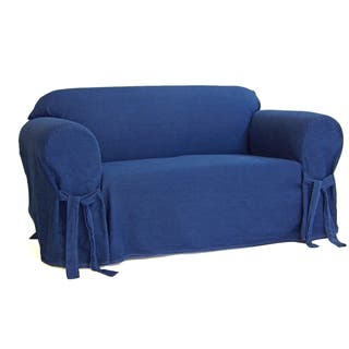 Remarkable Buy Relaxed Fit Loveseat Covers Slipcovers Online At Creativecarmelina Interior Chair Design Creativecarmelinacom