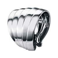 Calvin Klein Whisper Stainless-steel Women's Fashion Ring
