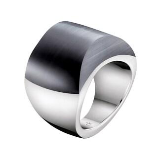 Calvin Klein Sensory Stainless Steel Women's Fashion Ring
