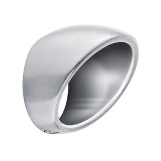 Calvin Klein Billow Stainless-steel Women's Fashion Ring