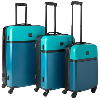 Diane Von Furstenberg Addison 3-piece Hardside Spinner Luggage Set