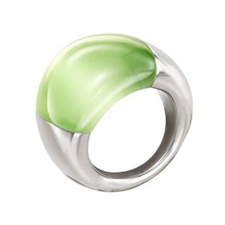 Calvin Klein Women's Ellipse Stainless Steel Fashion Ring