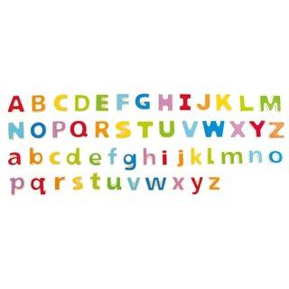 Hape Unisex Kids' Wooden ABC Magnetic Letters