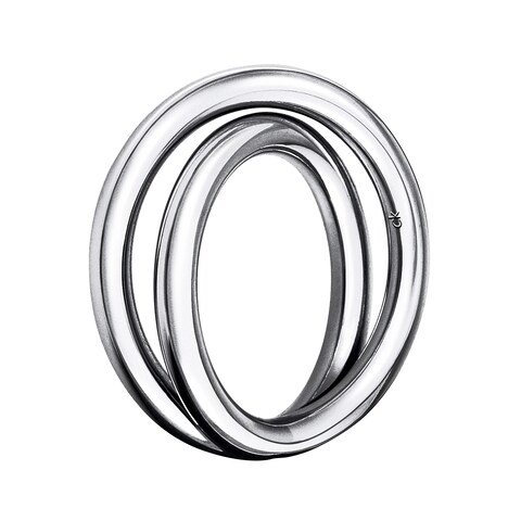 Calvin Klein Women's Continue Stainless Steel Fashion Ring